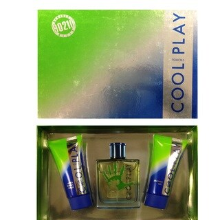 90210 Torand Touch of Cool Play Men's 3-piece Gift Set
