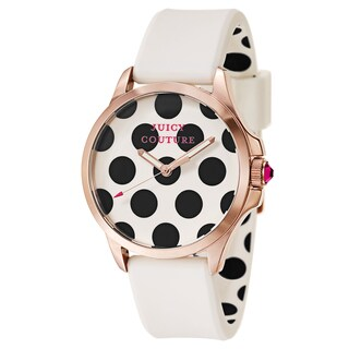 Juicy Couture Women's 1901223 Jetsetter Goldplated Watch
