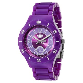 Juicy Couture Women's 1900813 Taylor Stainless Steel Watch