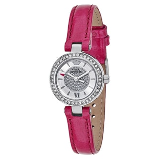 Juicy Couture Women's 1901247 Luxe Couture Stainless Steel Watch