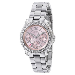 Juicy Couture Women's 1901104 Pedigree Stainless Steel Watch