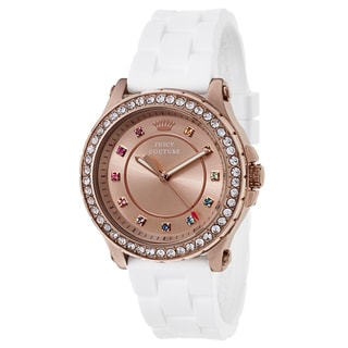 Juicy Couture Women's 1901240 Pedigree Goldplated Watch