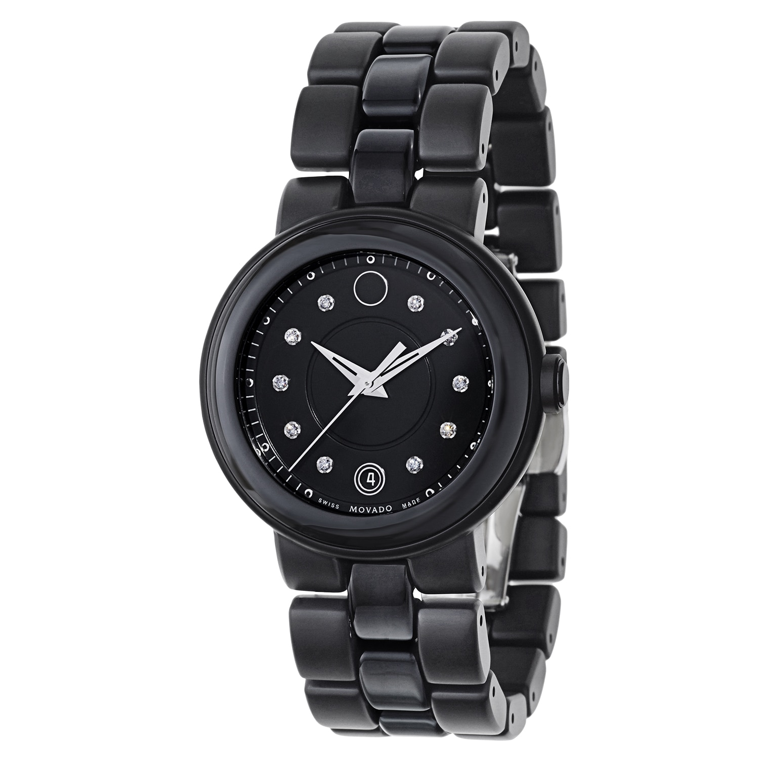 Movado Women's 0606693 Cerena Stainless Steel Watch (Watc...