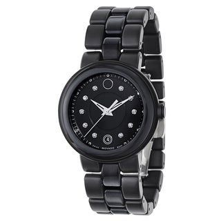Movado Women's 0606693 Cerena Stainless Steel Watch