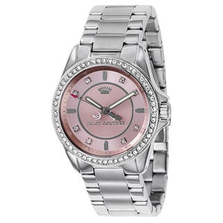 Juicy Couture Women's 1901075 Stella Stainless Steel Watch