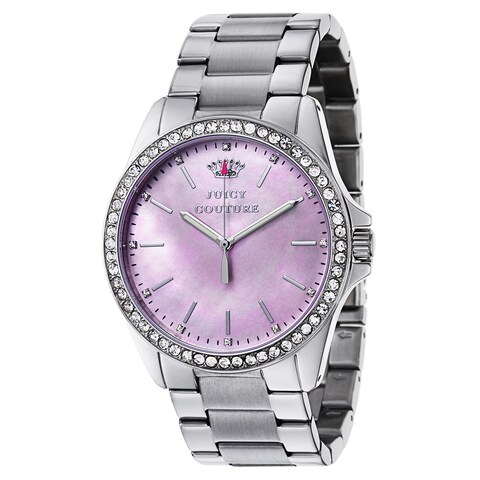 Juicy Couture Women's Stella Stainless Steel Watch