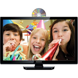 Magnavox 32md304v 32-inch Class 720p Led Lcd Hdtv/ Dvd Combo Television (Refurbished)