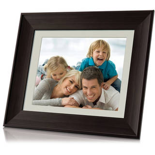 Coby Dp1052 10-inch Digital Photo Frame with Multimedia Playback (Refurbished)