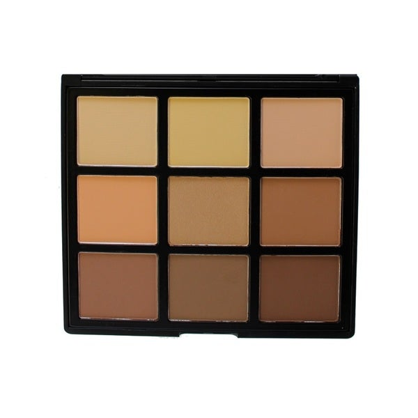 Morphe 9C Highlight and Contour Palette