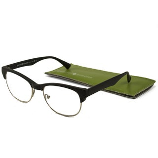 Gabriel + Simone Womens Estelle Rectangular Reading Glasses