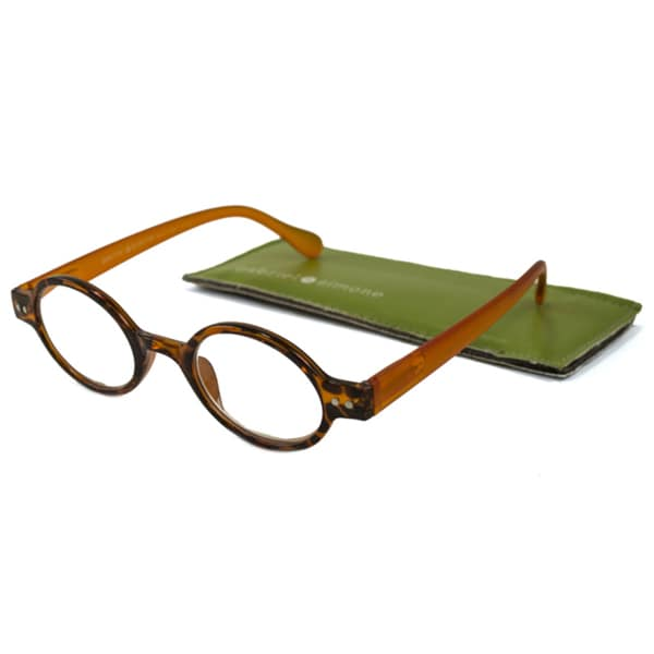 Mens Reading Glasses Round Frames : Gabriel + Simone Mens/ Unisex Remi Round Reading Glasses ...