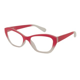 Gabriel + Simone Womens Ruby Cat-Eye Reading Glasses (More options available)