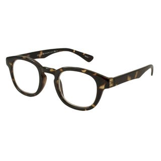 Gabriel + Simone Mens/ Unisex Evon Rectangular Reading Glasses|https://ak1.ostkcdn.com/images/products/11006472/P18024674.jpg?impolicy=medium
