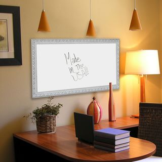 American Made Rayne French Victorian White Dry Erase Board