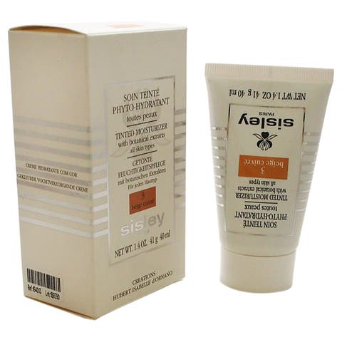 Sisley 1.4-ounce Tinted Moisturizer with Botanical Extracts 03 Beige Cuivre