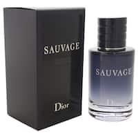 Christian Dior Sauvage Men's 2-ounce Eau de Toilette Spray