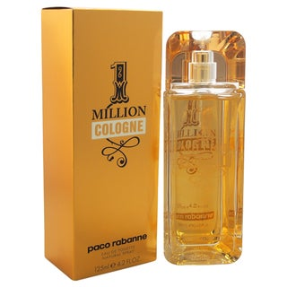 Paco Rabanne 1 Million Cologne Men's 4.2-ounce Eau de Toilette Spray