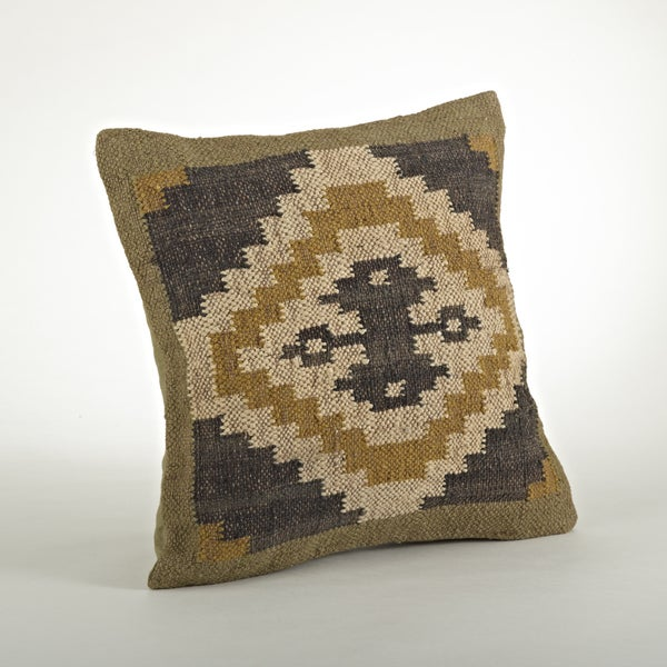 Kilim Design 20 Inch Throw Pillow - Free Shipping Today - Overstock.com - 18024869