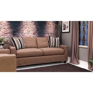 Bombay Hornell Pecan Sofa Slipcover