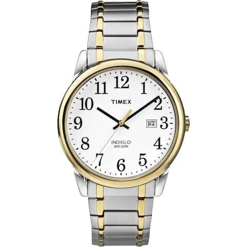 Timex Men's TW2P81400 Easy Reader 38mm Watch