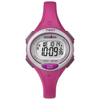 Timex Women's TW5K903009J Ironman Essential 30 Pink Watch