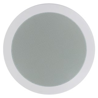 Theater Solutions TS650S Dual Voice Coil 6.5-inch In Ceiling Surround Sound HD Stereo Speaker