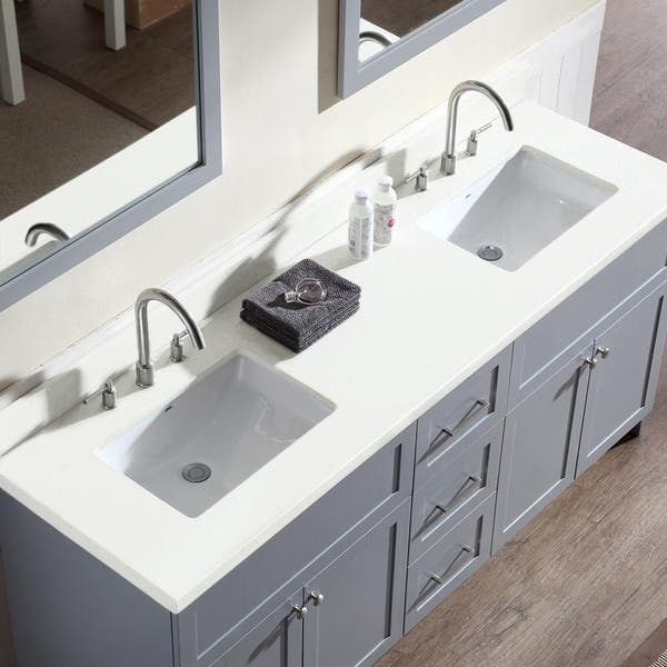 Hamlet 73 Double Sink Vanity Set