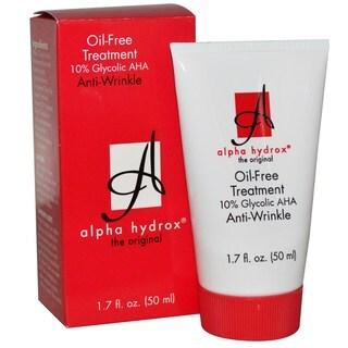 Alpha Hydrox Oil Free 1.7-ounce Treatment 10-percent Glycolic AHA