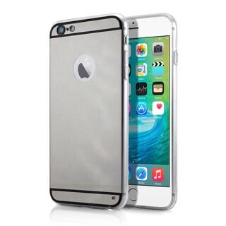 Gearonic Luxury Aluminum Mirror Case Cover for Apple iPhone 6 6S Plus