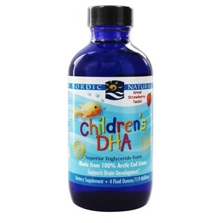 Nordic Naturals Children's DHA (Strawberry)