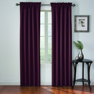 Eclipse Corinne Thermaback Curtain Panel