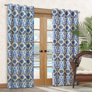 Waverly Santa Maria Indoor/Outdoor Curtain Panel