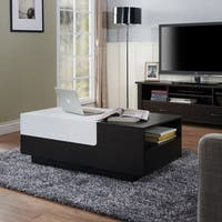 Oliver & James Fremiet Two-tone Coffee Table