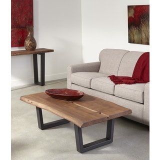 Christopher Knight Home Wood and Metal Cocktail Table