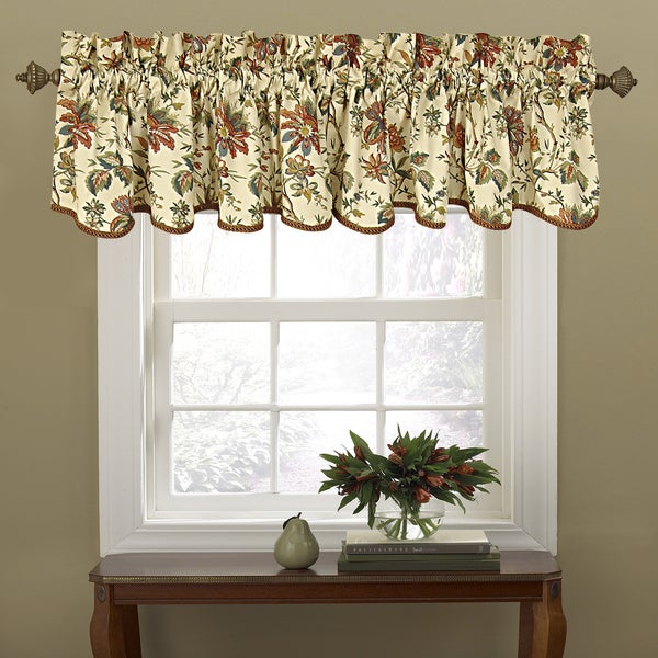 waverly felicite window valance free shipping on orders