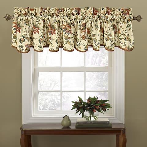 Waverly Felicite Window Valance - 50x15