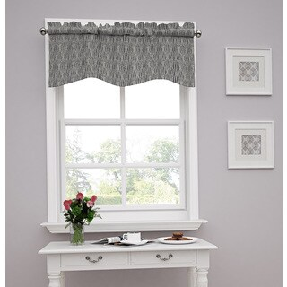 Traditions by Waverly Strands Curtain Valance (4 options available)