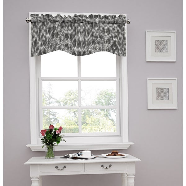 Shop Traditions By Waverly Strands Curtain Valance 52x16