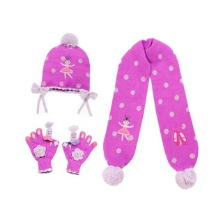Kidorable Kids Lightweight Ballerina Knitwear Set