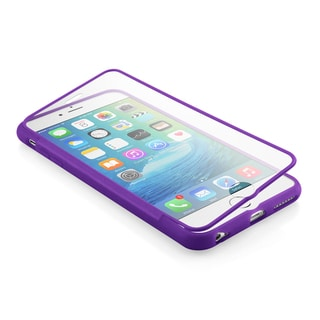Gearonic Hybrid Rugged Wrap Up Case Cover for Apple iPhone 6 6S Plus