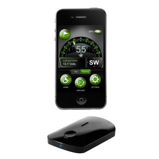 Cobra Iradar Irad-100 Radar Detector - Iradar Iphone Touch App (Refurbished)
