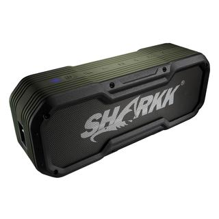 SHARKK Rugged/WaterProof IP65Certified BoomBox Bluetooth Speaker 30h Battery