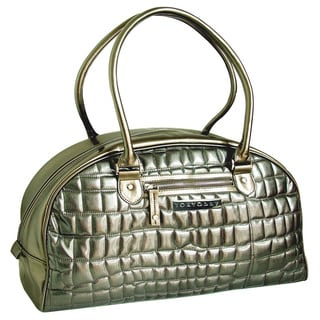 Tokyobay Quilted Weekend Carry-on Handbag