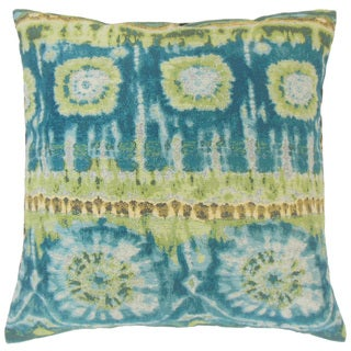 Xantara Ikat 18 Inch Down and Feather Throw Pillow