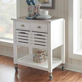 Linon Thorne Kitchen Cart