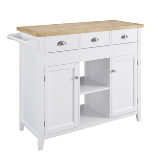Linon Kelsey Kitchen Cart