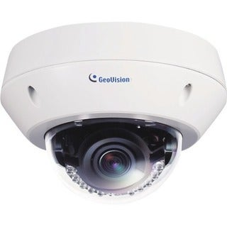 GeoVision Target GV-EVD2100 2 Megapixel Network Camera - Color, Monoc