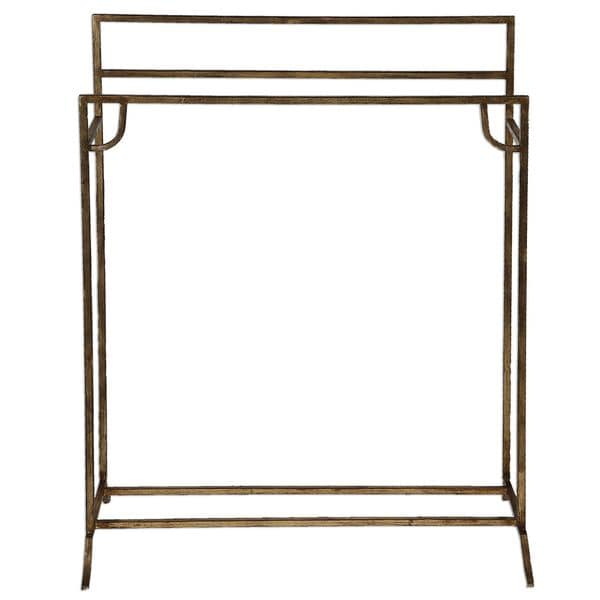 Perico Gold Towel Stand