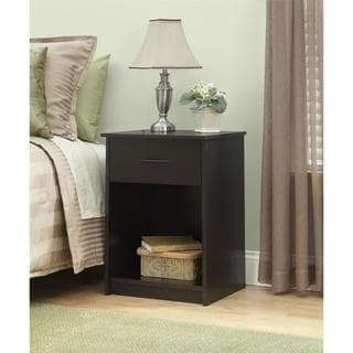 Altra Core Black Forest Nightstand