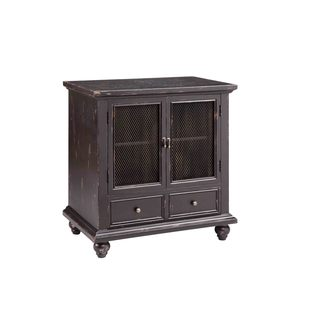 Brockton Two Door, One Drawer Accent Cabinet